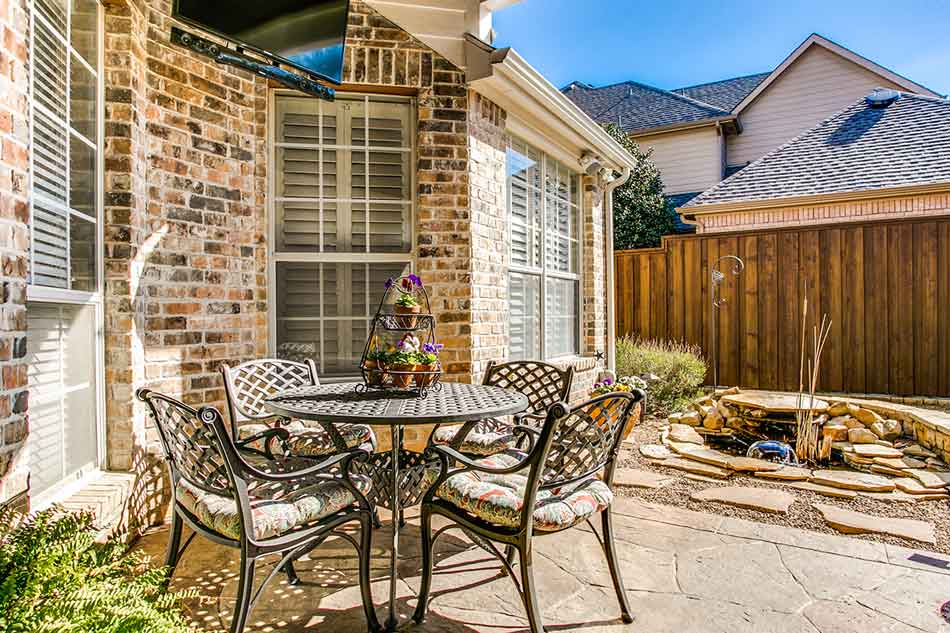 Exteriors Porch Plano Texas 4