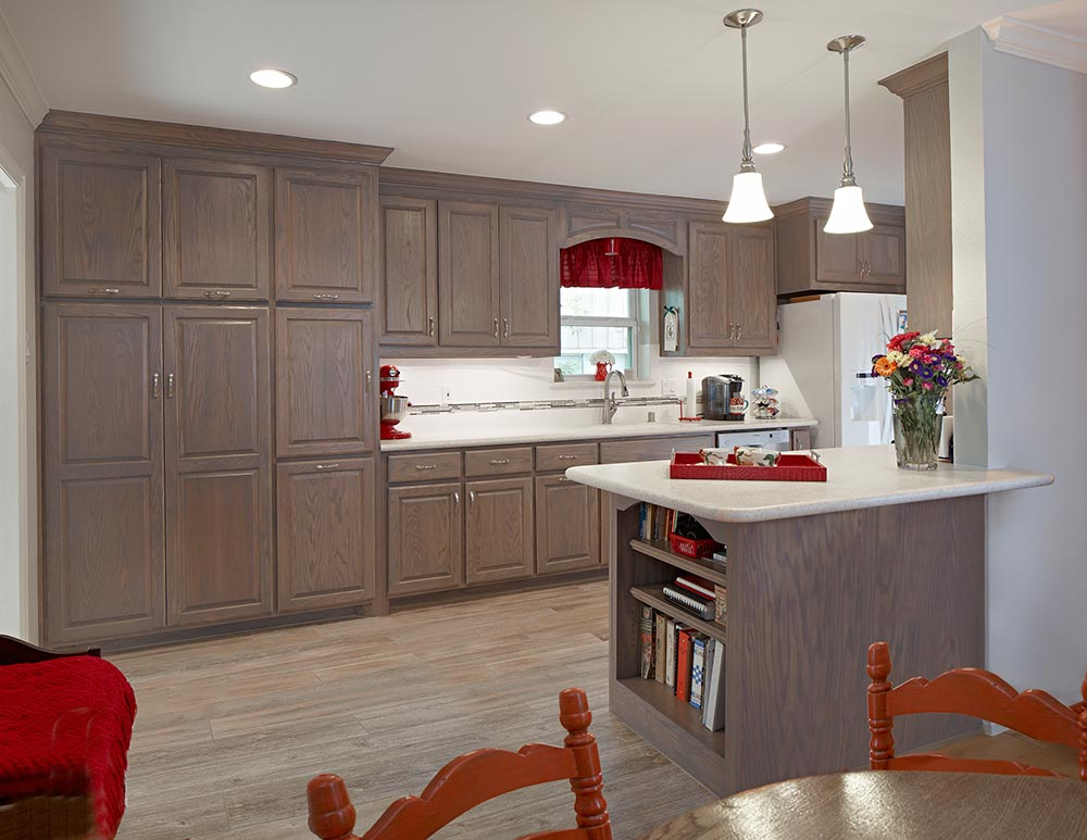 Copper ridge kitchen gallery bry jo roofing and remodeling for Bathroom remodel mckinney